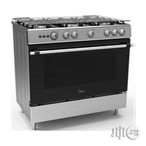 BRAND NEW Midea 5 Gas Burners Gas Cooker( 90 X 60 ) 36LMG5G028-I   Kitchen Appliances for sale in Lagos State, Ojo