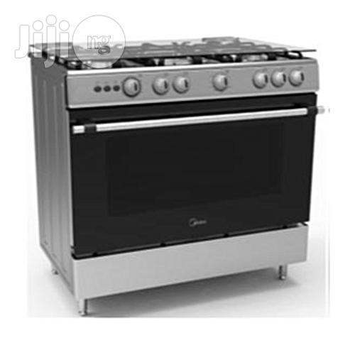 BRAND NEW Midea 5 Gas Burners Gas Cooker( 90 X 60 ) 36LMG5G028-I