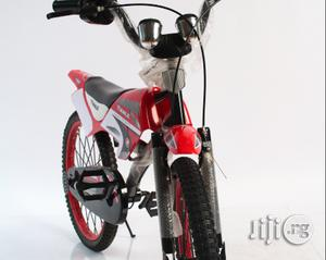 Modern Bicycle for Kids (Red Blue)   Toys for sale in Lagos State, Alimosho