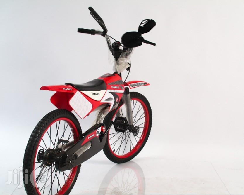 Modern Bicycle for Kids (Red Blue) | Toys for sale in Alimosho, Lagos State, Nigeria