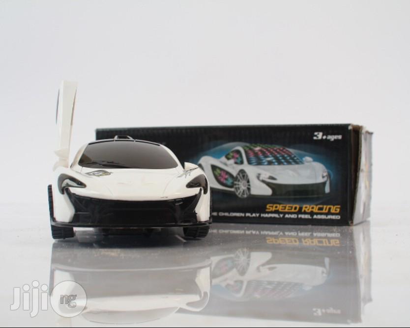 Toy Car,White Colour
