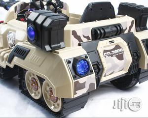 German Armoured Tank Hummer Jeep   Toys for sale in Lagos State, Alimosho