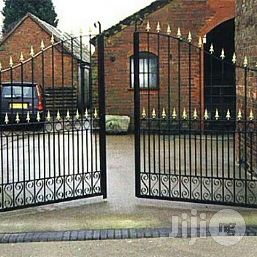 Archive: Gates, Fence Rails And Security Doors