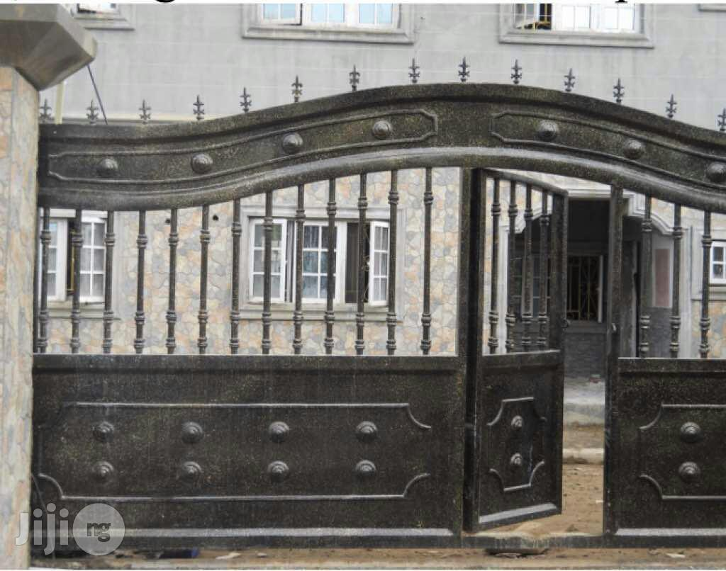 Gates, Fence Rails And Security Doors