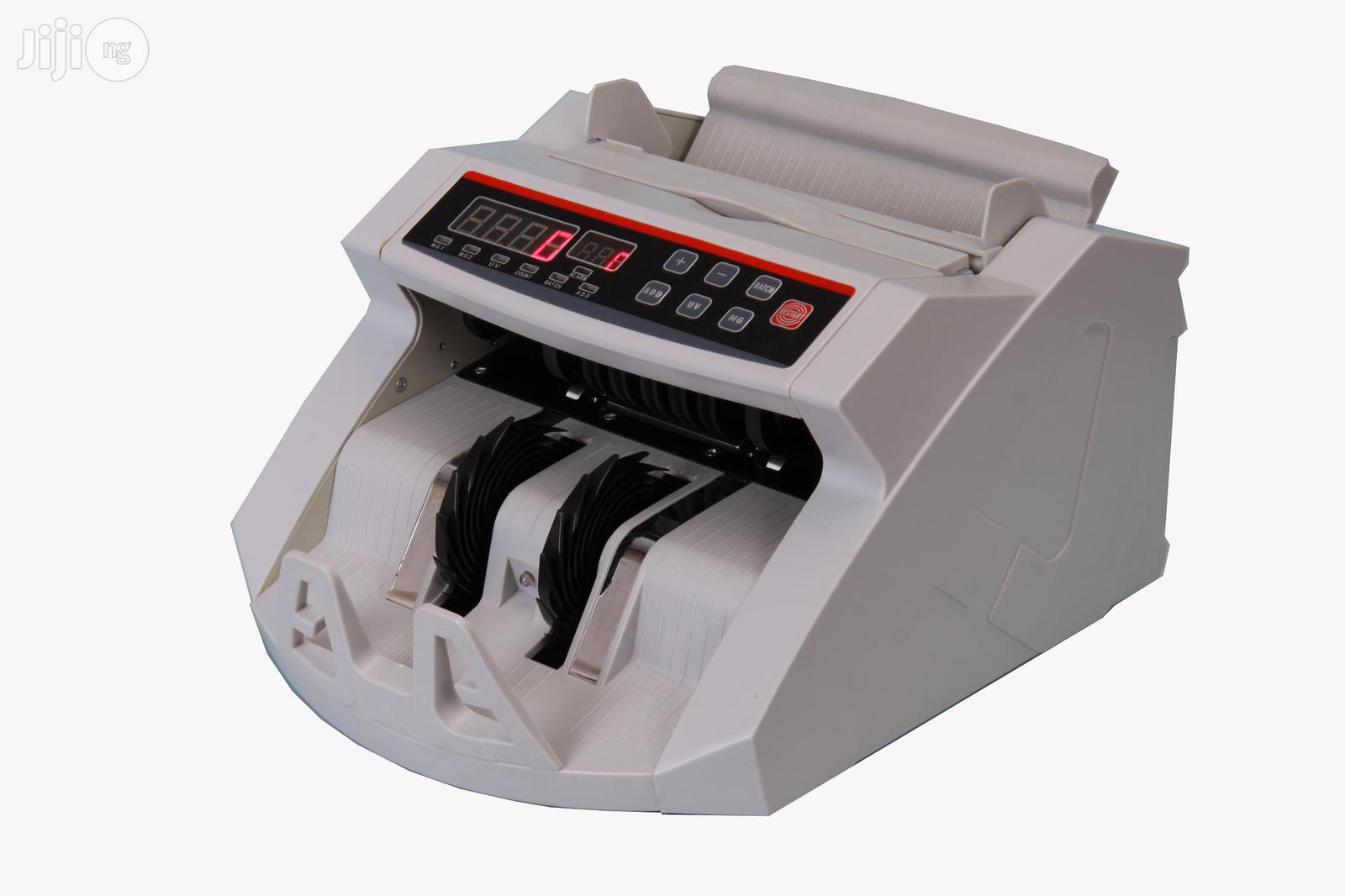 Bill Counter Bill Counting Machine With Fake Note Detector