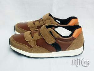 Brown Canvas for Boys | Children's Shoes for sale in Lagos State, Lagos Island (Eko)