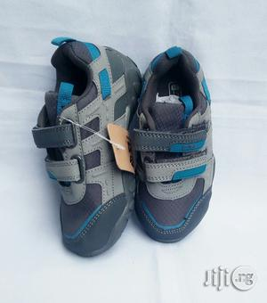Ash and Blue Canvas   Children's Shoes for sale in Lagos State, Lagos Island (Eko)