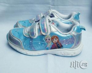 Frozen Blue Canvas   Children's Shoes for sale in Lagos State, Lagos Island (Eko)
