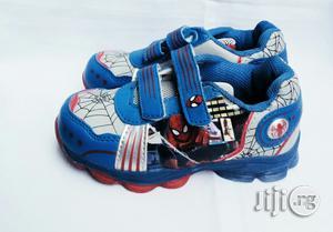 Spiderman Canvas | Children's Shoes for sale in Lagos State, Lagos Island (Eko)