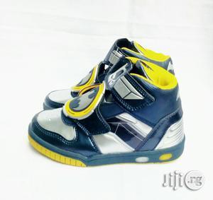 Batman High Top Canvas   Children's Shoes for sale in Lagos State, Lagos Island (Eko)