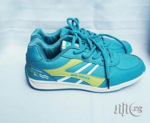 Blue Canvas Sneakers   Children's Shoes for sale in Lagos State, Lagos Island (Eko)