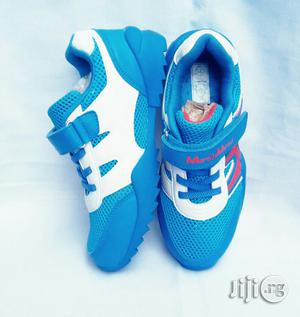 Blue Canvas   Children's Shoes for sale in Lagos State, Lagos Island (Eko)