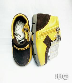 Yellow and Brown Toddler Shoe | Children's Shoes for sale in Lagos State, Lagos Island (Eko)