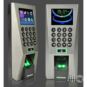 ZKTECO F18 + ID Fingerprint Access Controller Reader Controller | Computer Accessories  for sale in Rivers State, Port-Harcourt