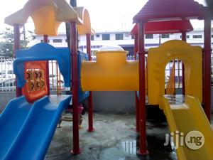 Kids Play House With Double Slide   Toys for sale in Lagos State, Ikeja