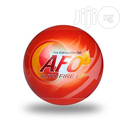 Archive: AFO Automatic Fire Extinguisher Ball