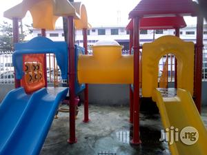 Double Play House For Kids With Slide   Toys for sale in Lagos State, Ikeja