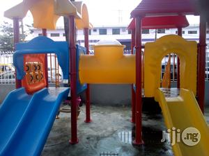 Double Play House Slide With Double Swing For Kids   Toys for sale in Lagos State, Ikeja
