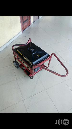 Neatly Used 2.8KVA SUMEC FIRMAN SPG3600E2 100% Copper Gen | Electrical Equipment for sale in Rivers State, Port-Harcourt