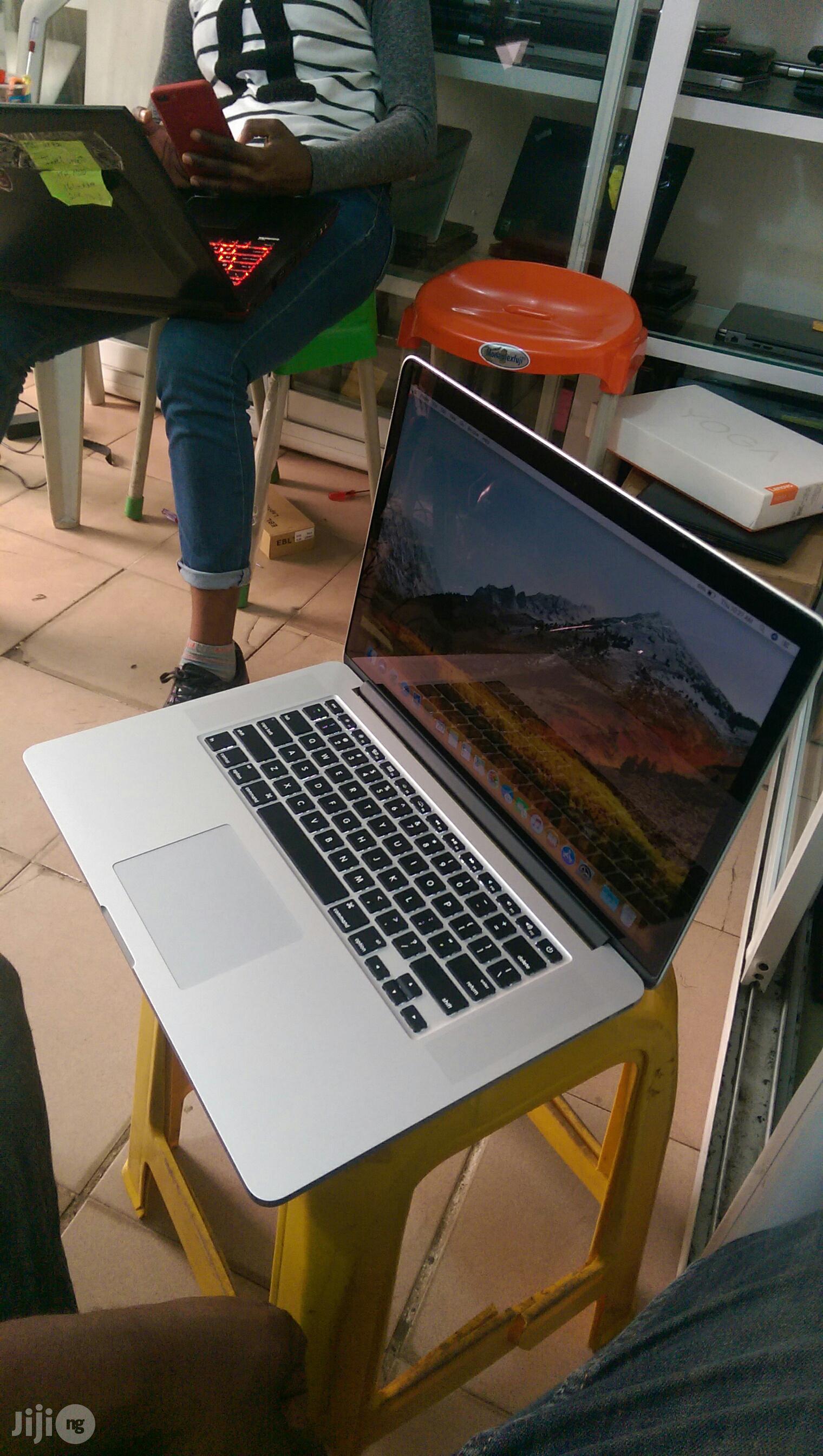 Laptop Apple MacBook Pro 16GB Intel Core i7 SSD 500GB   Laptops & Computers for sale in Ikeja, Lagos State, Nigeria