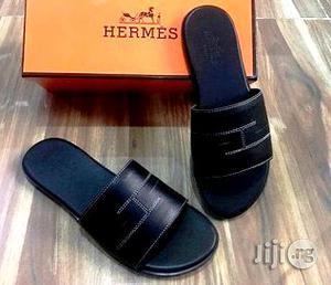 Cover Hermes Designer Palm Slipper