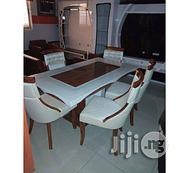 Exclusive Crystal Marble Dining Table | Furniture for sale in Lagos State, Ikeja