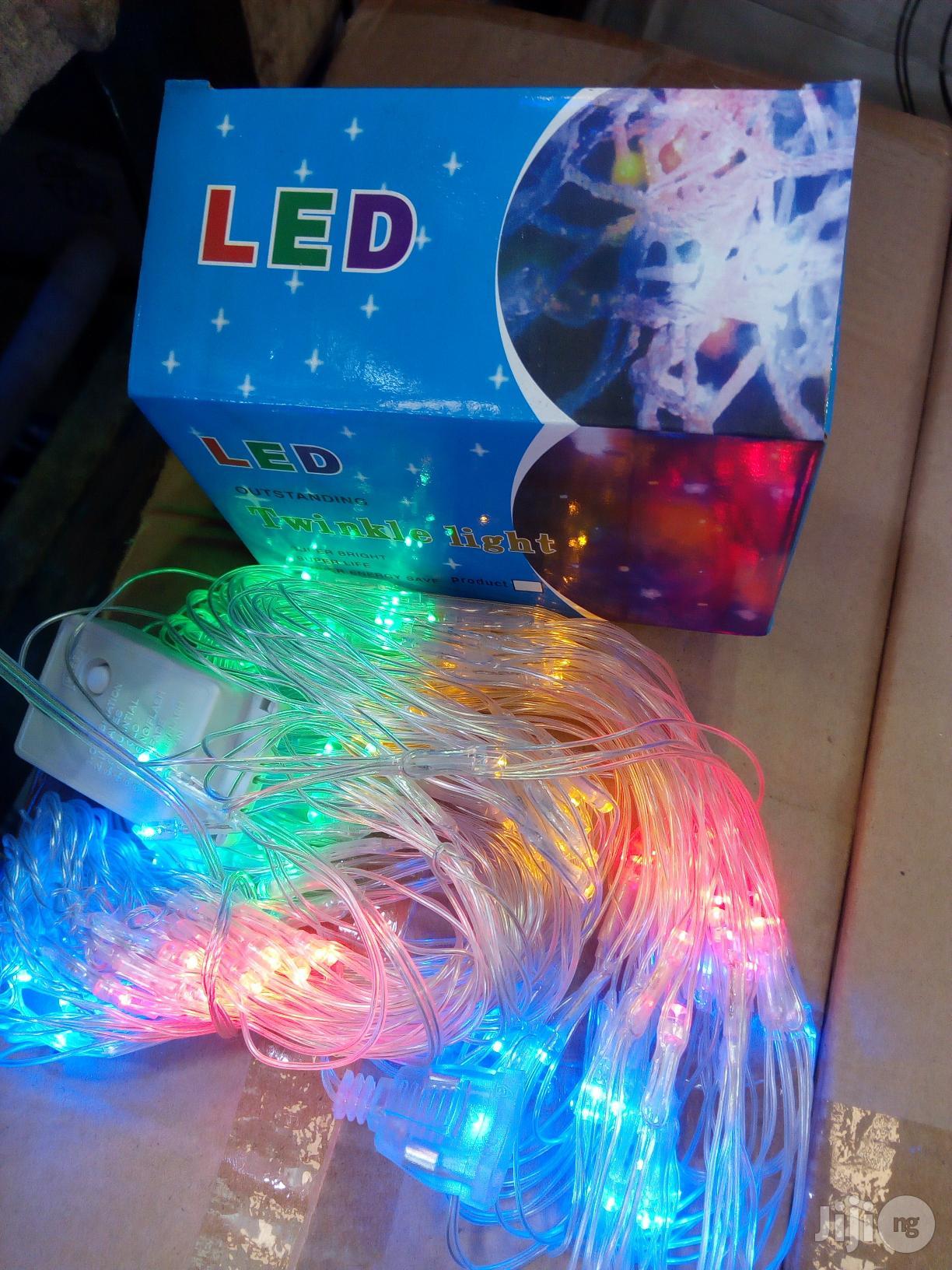 Archive: Net Light Or Christmas Light