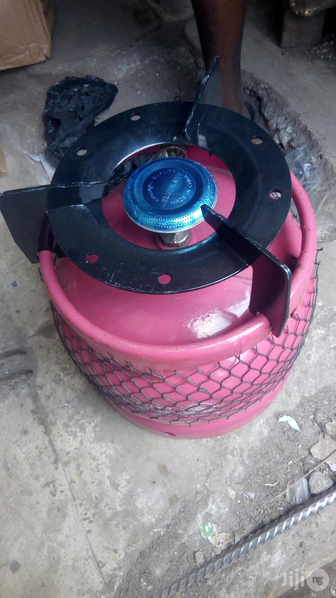 Gas Cylinder 6kg And Burner