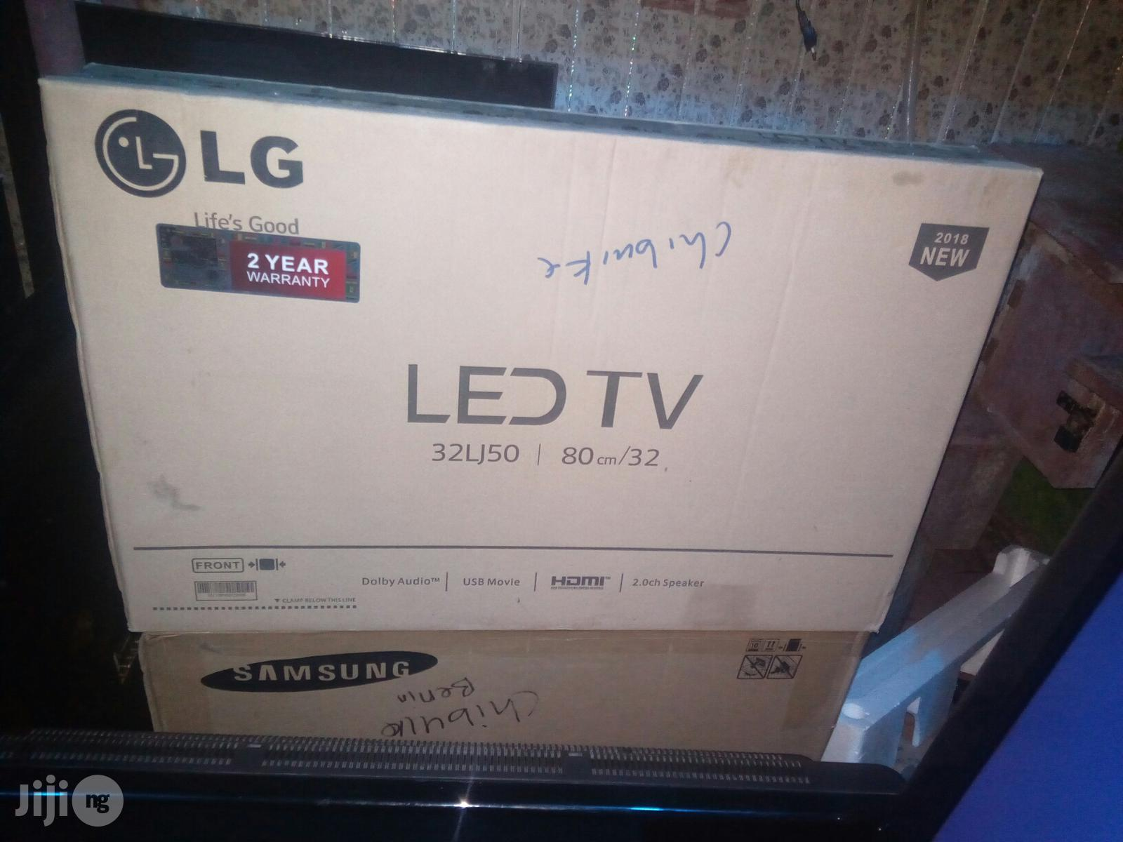 LG LED Television 32 Inches | TV & DVD Equipment for sale in Benin City, Edo State, Nigeria