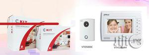 Dahua Video Intercom Kit   Photo & Video Cameras for sale in Rivers State, Port-Harcourt