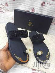 Zanotti Stone Slippers and Sandals 2018 | Shoes for sale in Lagos State, Lekki Phase 1
