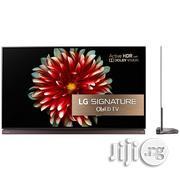 Brand New Original LG 77'' Signature Oled 4K Hdr Smart Tv-77w7v-t | TV & DVD Equipment for sale in Lagos State, Ojo
