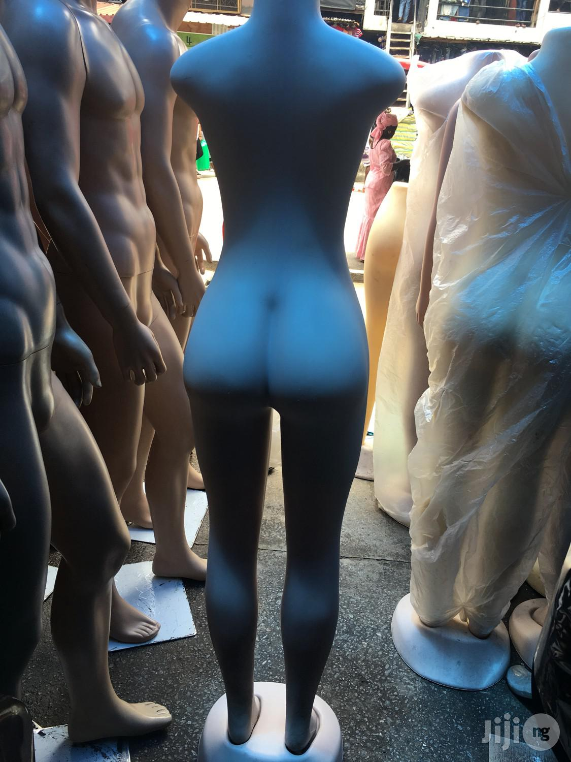 Archive: Headless And Armless Mannequin