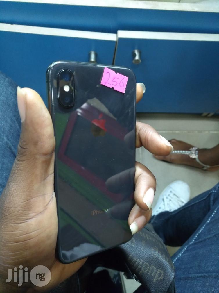 Apple iPhone X 256 GB Black