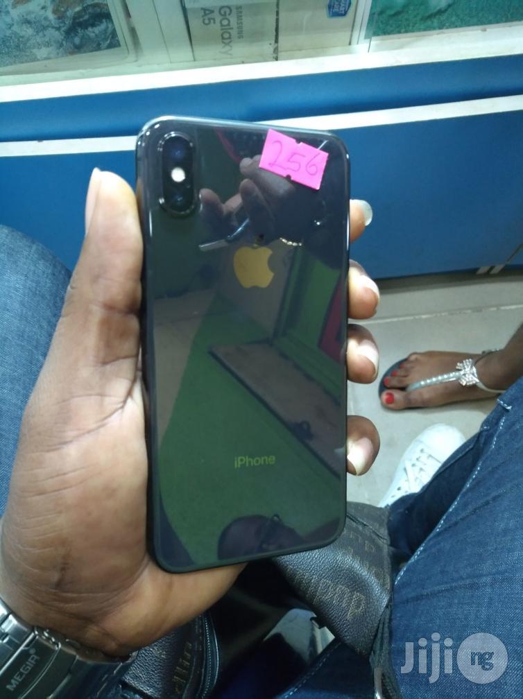 Apple iPhone X 256 GB Black | Mobile Phones for sale in Ikeja, Lagos State, Nigeria