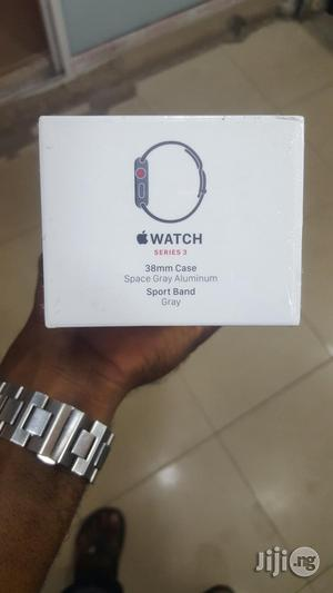 Apple Iwatch Series 3 38MM | Smart Watches & Trackers for sale in Lagos State, Ikeja