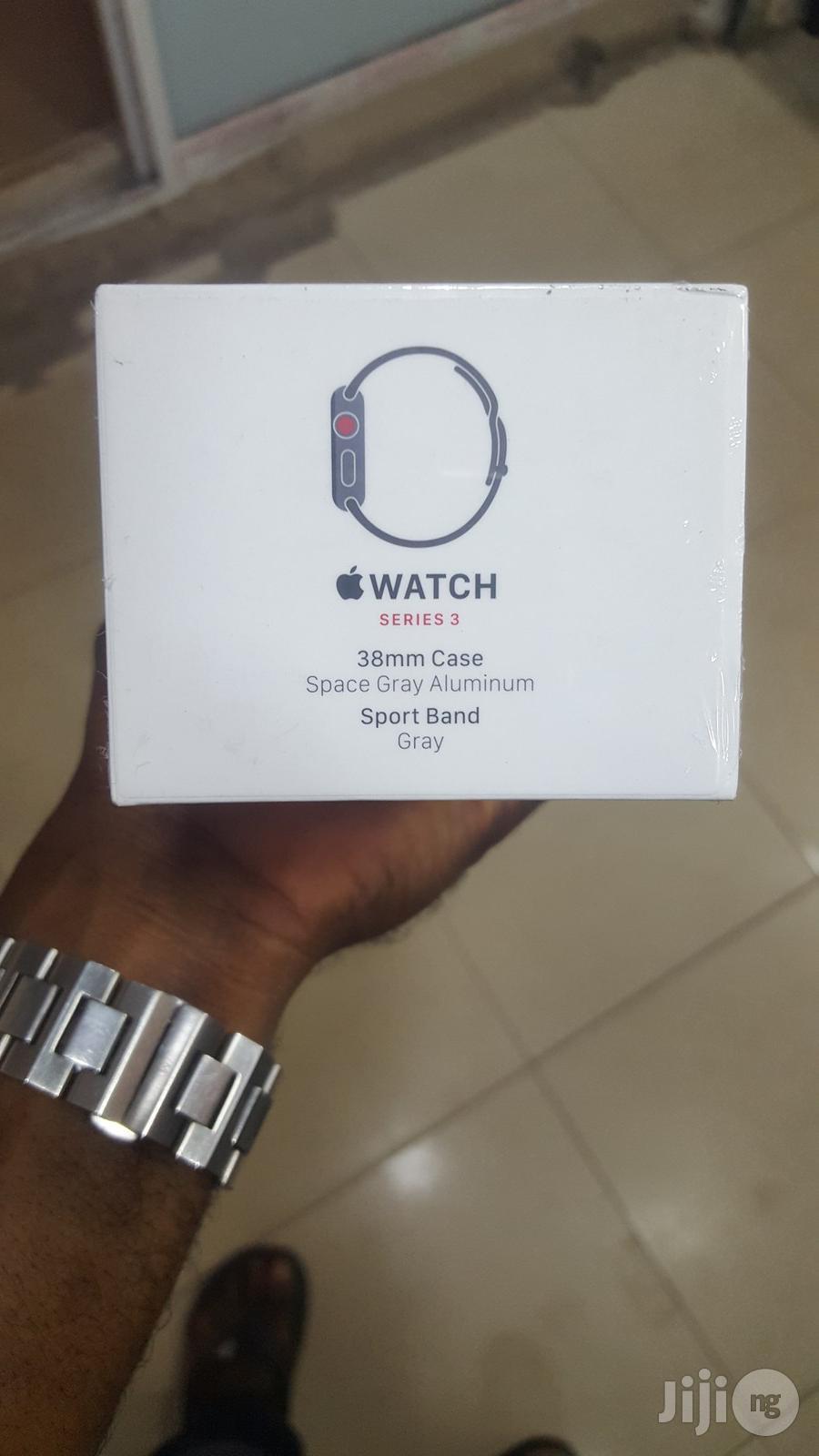 Apple Iwatch Series 3 38MM