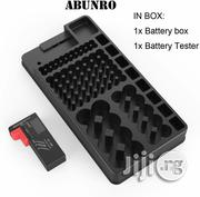 USA Abunro Battery Tester And Battery Storage Organizer Case   Measuring & Layout Tools for sale in Lagos State, Alimosho