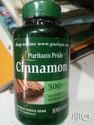 Cinnamon Pills   Vitamins & Supplements for sale in Lagos State