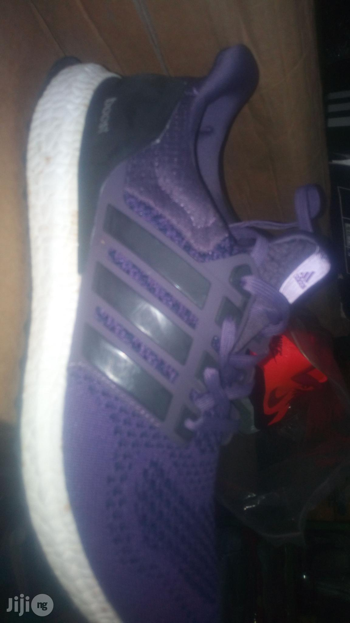 Adidas Jugging Canvas | Shoes for sale in Ikeja, Lagos State, Nigeria