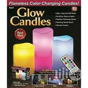 Generic Glow Candles With Remote Control   Accessories & Supplies for Electronics for sale in Lagos State, Lagos Island