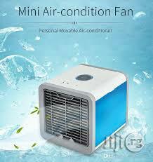 Mini Air Cooler Small Air Conditioning Miniair Cooler Fans | Home Appliances for sale in Lagos State, Lagos Island (Eko)