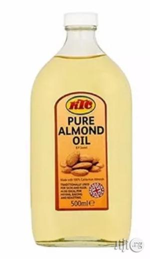 KTC Pure Almond Oil 500ml | Meals & Drinks for sale in Lagos State, Ikeja