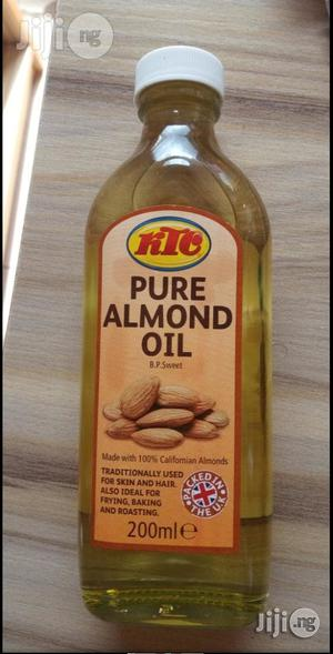 KTC Pure Almond Oil 200ml | Skin Care for sale in Lagos State