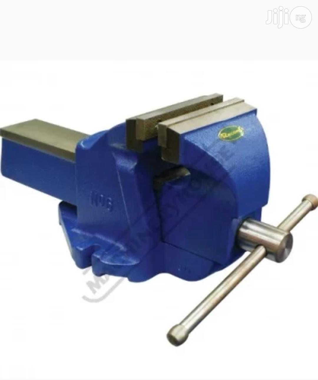 """Archive: 5"""" Light Duty Industrial Bench Vice"""