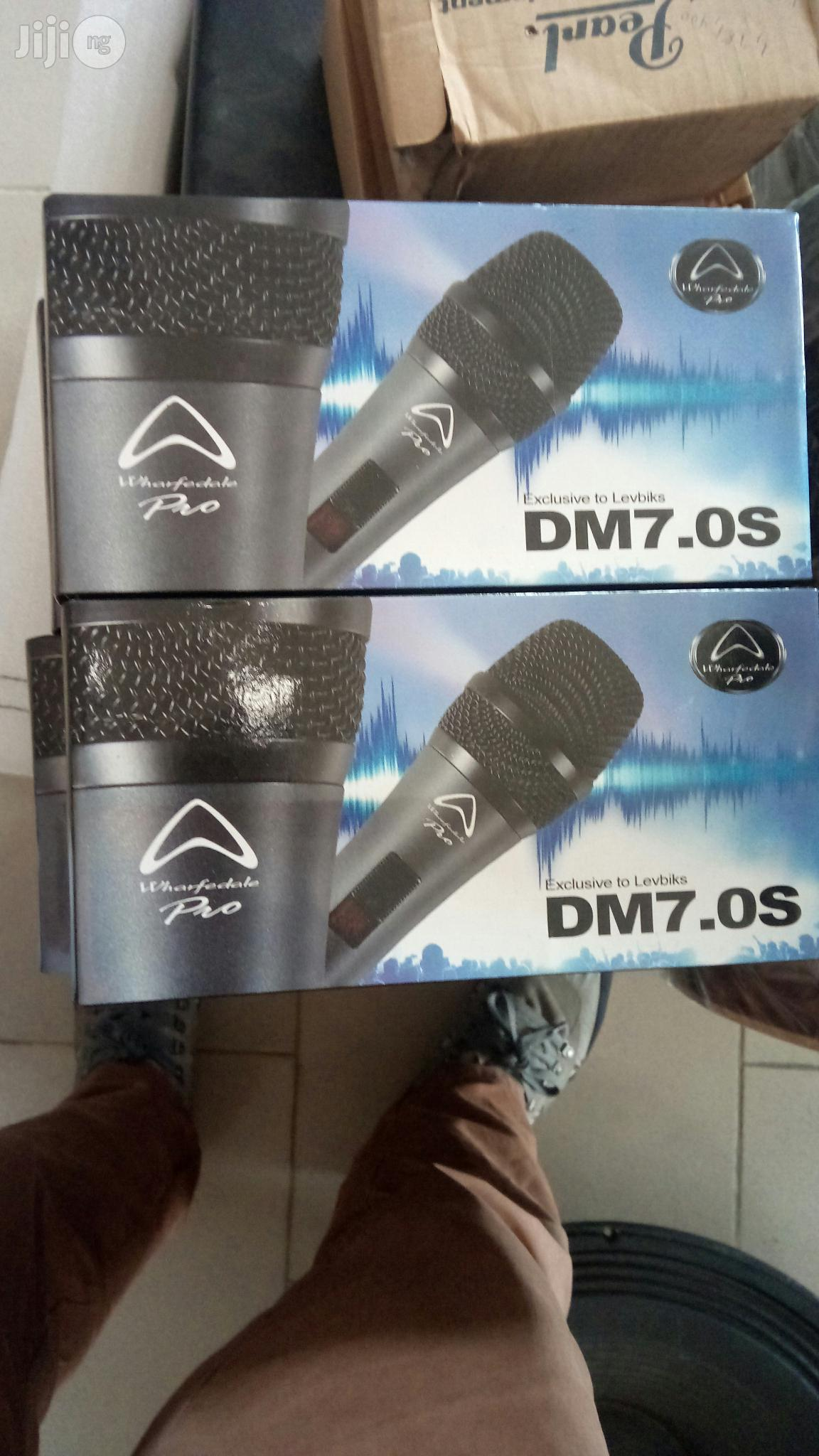 Wharfedale Pro Live Wired Dynamic Microphone DM7.0S