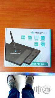 HUION 420 USB Signature Pad With Digital Wireless Capture Pen | Stationery for sale in Lagos State, Ikeja