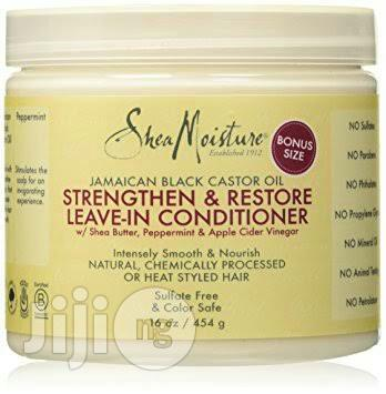 Archive: Shea Moisture Strengthen & Restore Leave-in Conditioner