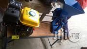 Complete Petrol Grinding Machine GX160 With Mil | Manufacturing Equipment for sale in Lagos State, Ojo