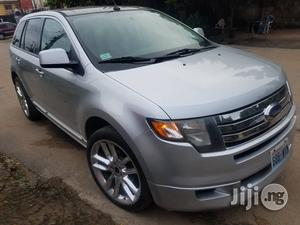 Ford Edge SE 2010 Silver | Cars for sale in Lagos State, Ikeja